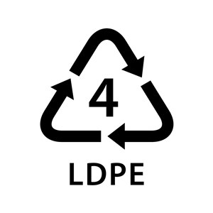 what does ldpe 4 mean
